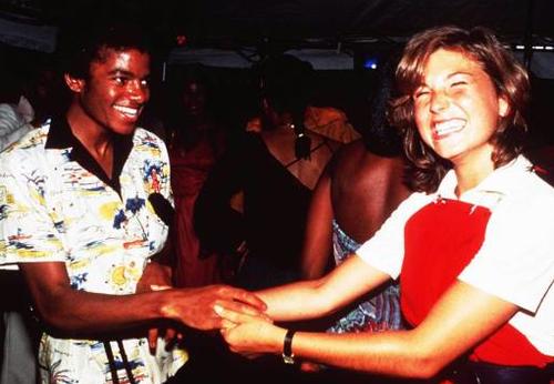 Michael Jackson Born: August 29, 1958     Died: June 25, 2009,     & Tatum O'Neal   Born: November 5, 1963
