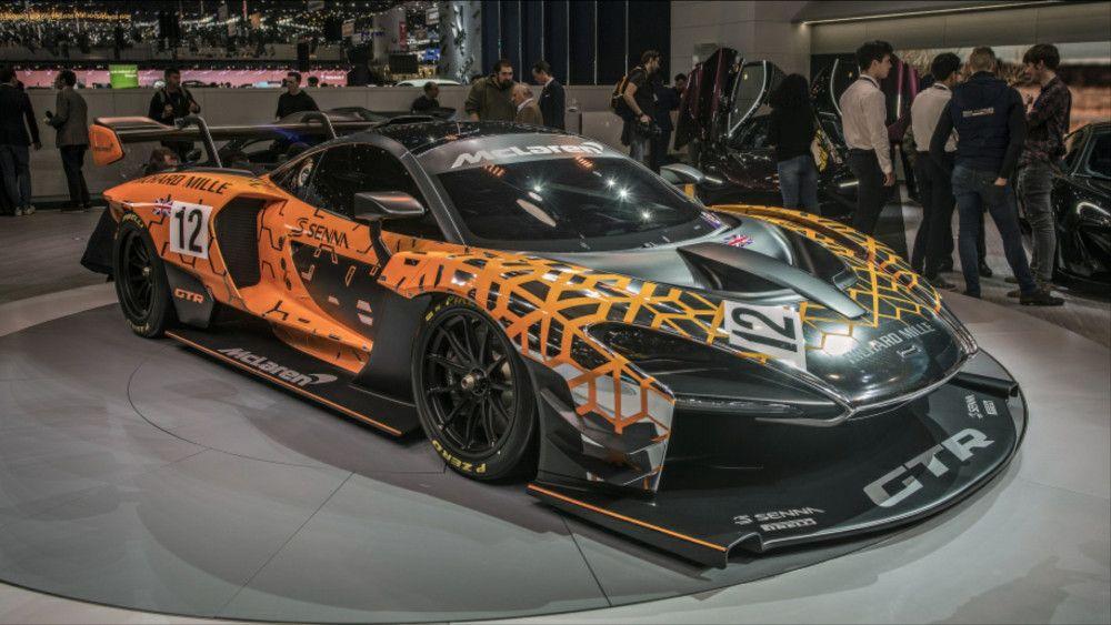 McLaren Senna GTR Sports car brands, Mclaren, Gtr