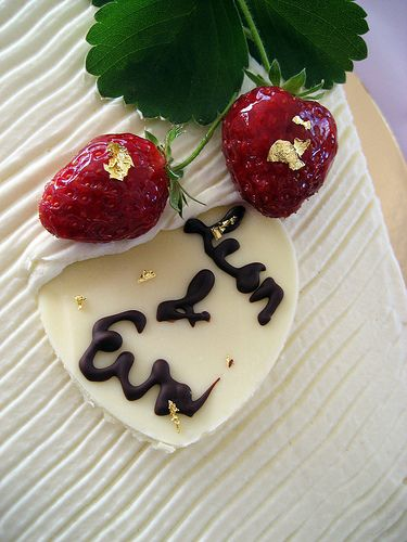 fraisier ~ 法式經典草莓蛋糕 | Flickr - Photo Sharing!
