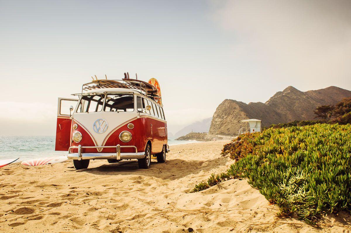 ticket to ride vw vans and surf. Black Bedroom Furniture Sets. Home Design Ideas