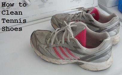 How to clean tennis shoes pinterest clean tennis shoes washing how to clean tennis shoes ccuart Gallery