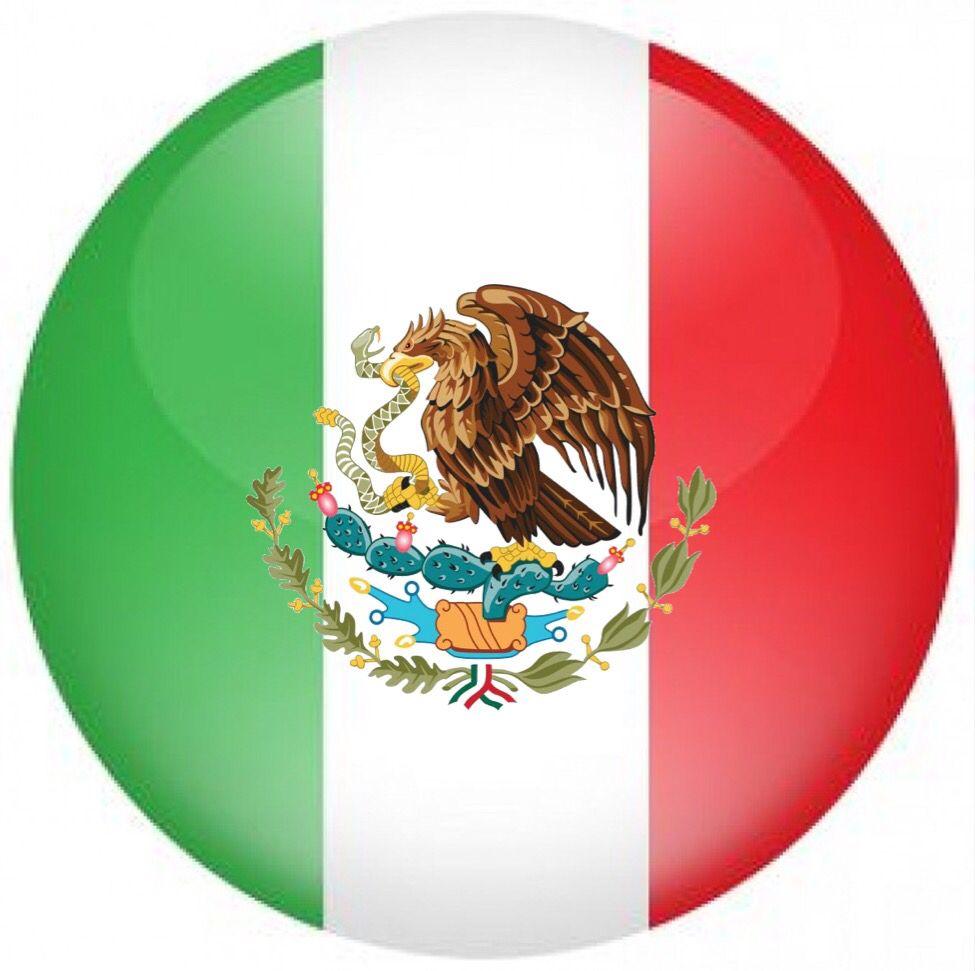 Un pin de la bandera Mexicana | Pasteles | Pinterest | Reise