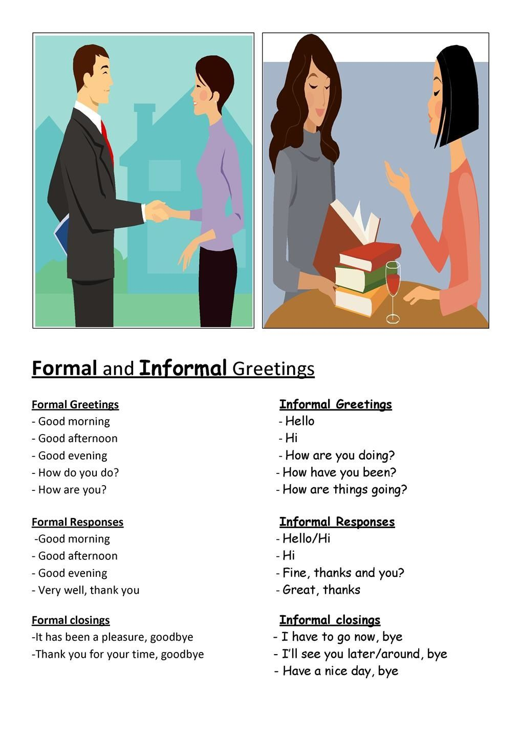 Formal Greetings In English With Images To Share Google Search