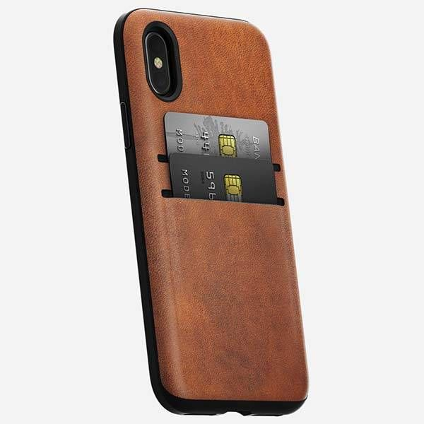 coque iphone x nomad