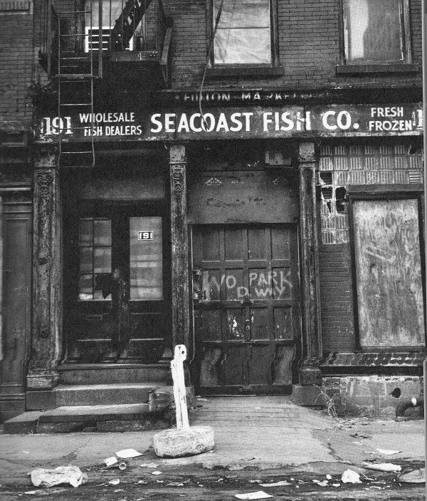 Ny in the 1800s as the industrial revolution spread for Fish market seaport village