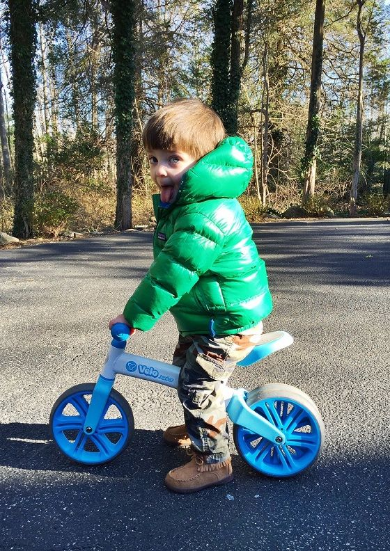 Learning To Ride A Bike Without Training Wheels Balance Bike
