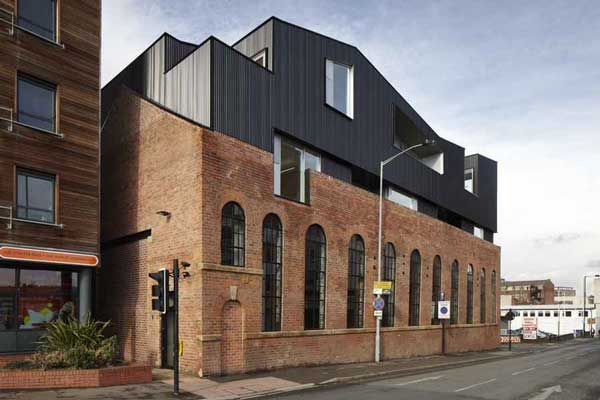 Corobrik industrial meets contemporary at 192 shoreham - Sheffield school of interior design ...