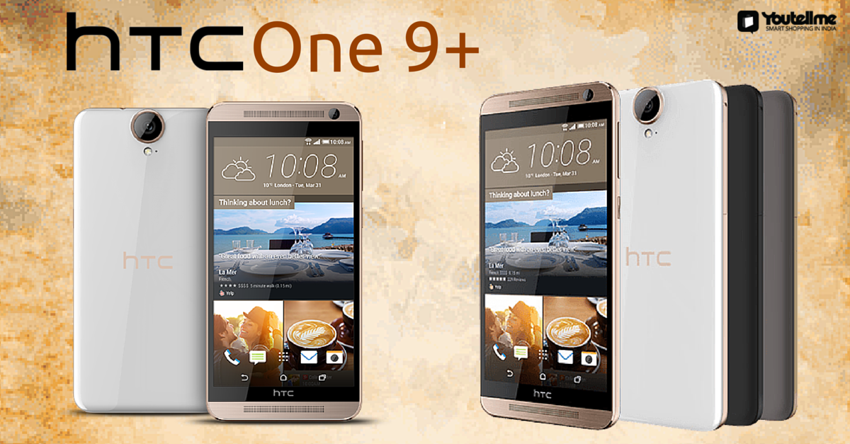 HTC One E9+ announced in India, available May-end  #MobilePhones   #SmartPhones   #MobilePhones2015   #LatestMobilePhones   #MobilePhonesIndia   #HTCMobiles   #HTCDesire   #HTCone