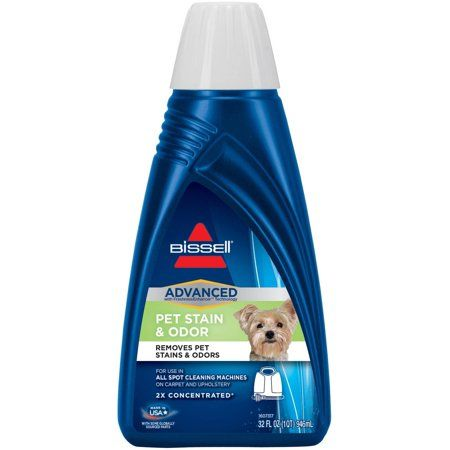 Bissell 2X Pet Stain & Odor Portable Carpet Cleaning