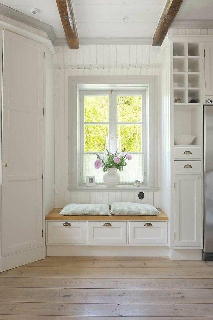 sitzbank mit stauraum f r innen oder au en sitzbank mit. Black Bedroom Furniture Sets. Home Design Ideas