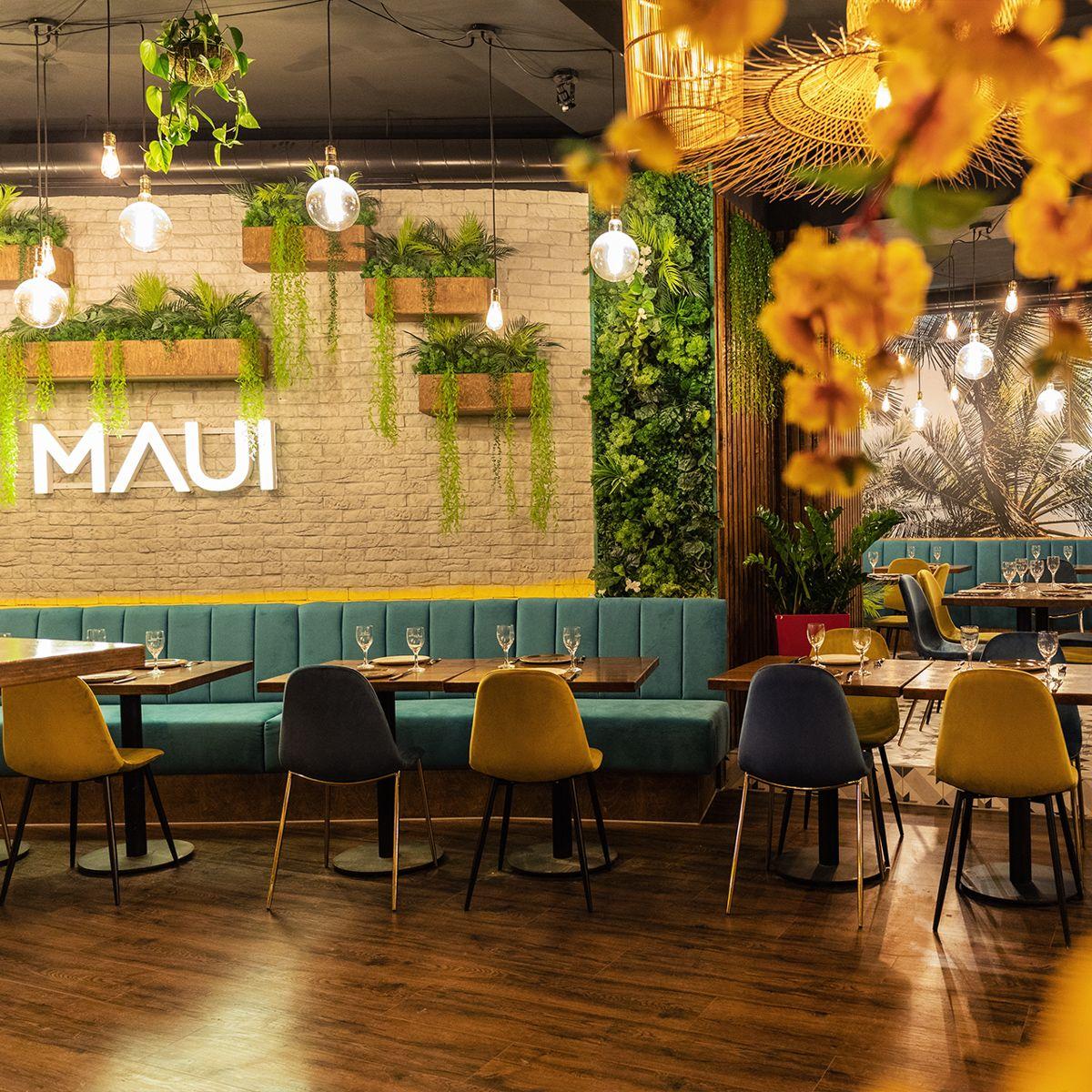 Maui Hawaiianisches Restaurant In Neuhausen Munchen Creme Guides In 2020 Restaurant Restaurant Munchen Maui