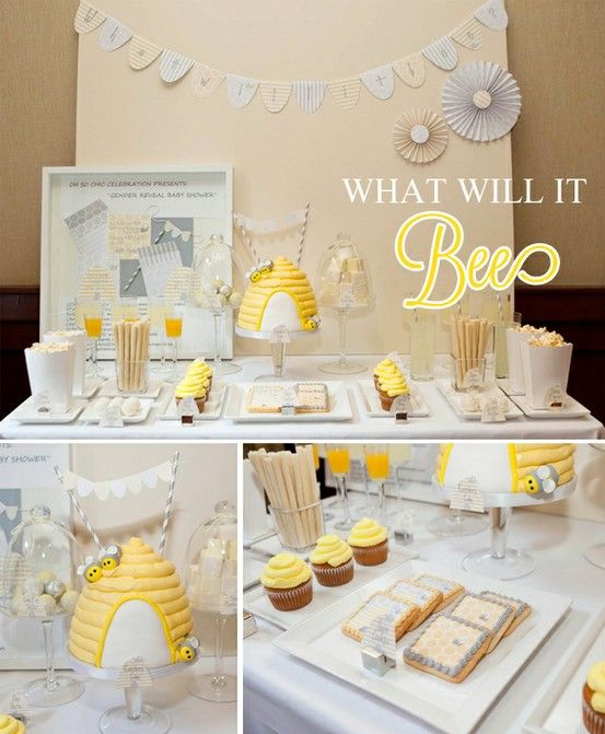 I like the cake but would want to tie in browns since the party will be in august