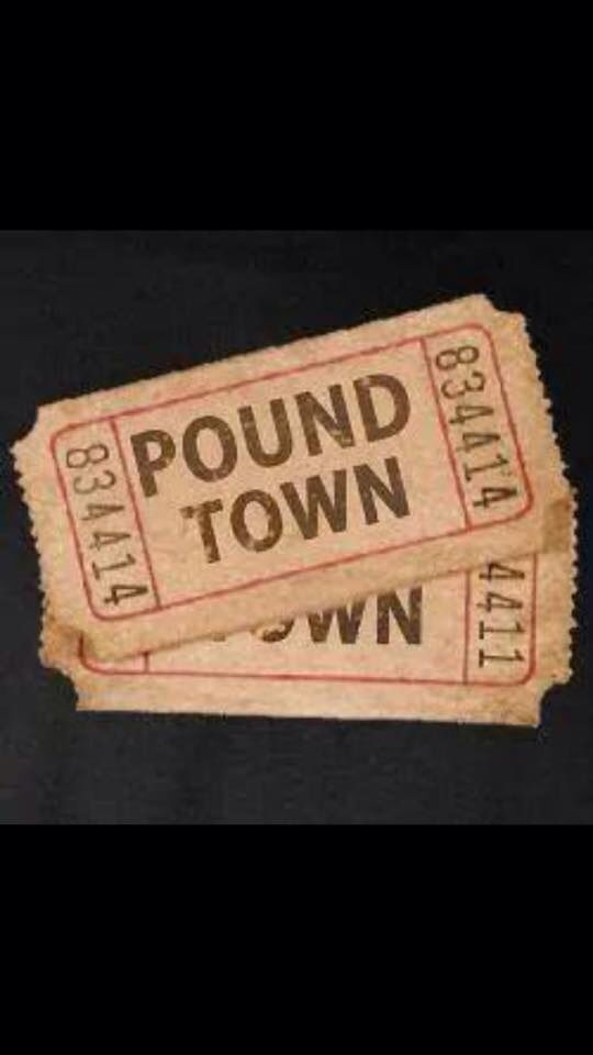 Pound Town Gif : pound, Ticket, Pound, United, Airlines, Travelling