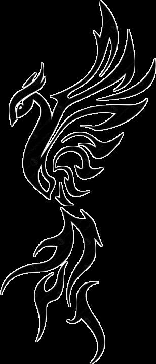 Freetoedit Scphoenix Phoenix Remixit Phoenix Tattoo Tribal Tattoos Phoenix Tattoo Design
