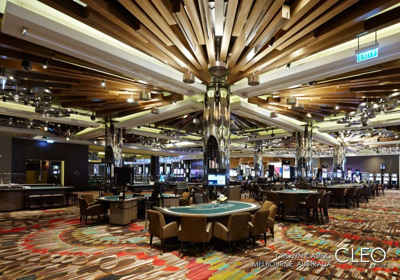 Crown Casino Food