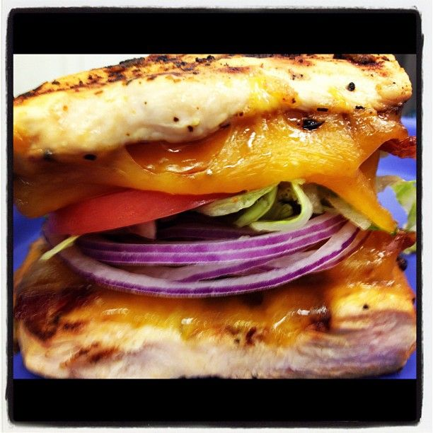 """Who needs bread? """"Meat"""" the #Primal """"Double Down"""" Sandwich.  Take off the cheddar cheese and it becomes #paleo. #meatisthenewbread #tracyjordanmeatmachine"""