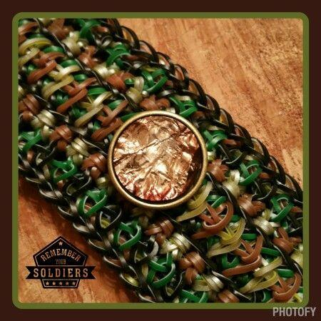 Wounded Warrior Bracelet