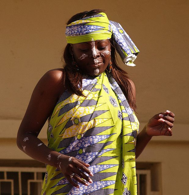 Traditional African Clothing, Traditional