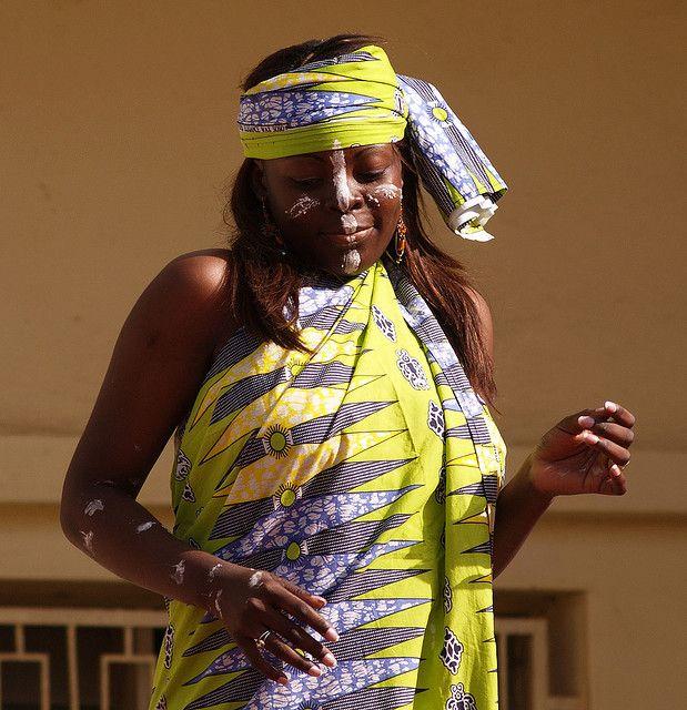 Traditional Dress, Congo (Brazzaville)