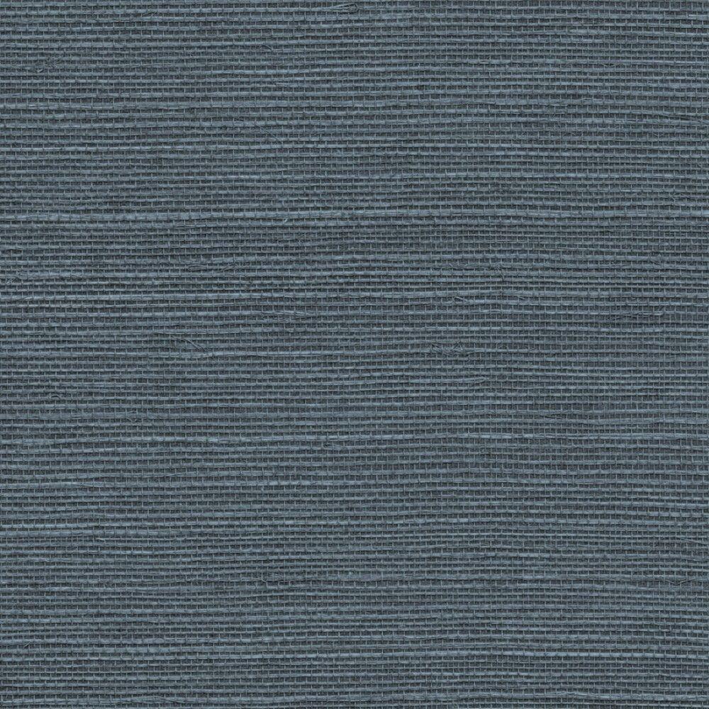 Peacock Blue Manila Hemp A Grasscloth 5277