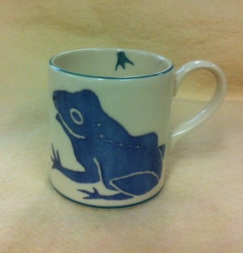 Emma Bridgewater Frog 1//2 Pint Mug