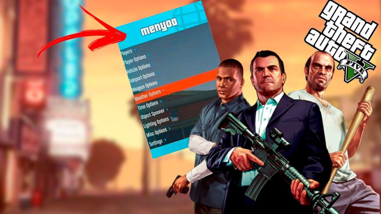 Gta 5 Como Baixar O Mod Menyoo No Gta V Da Epic Games Script Hook Gta 5 Gta Grand Theft Auto