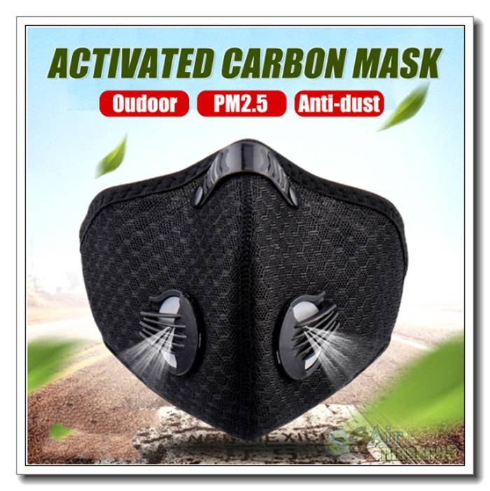Cheap Dust Mask Respirator With Exhalation Valve For