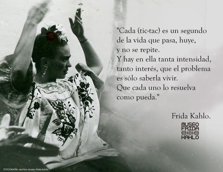 Ao Melhor Frases De Frida Kahlo Em Espanhol: 16 Frases De Nuestra Maravillosa Frida Khalo