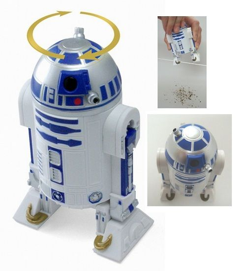 Star Wars R2-D2 Pepper Mill  1d4846ac5