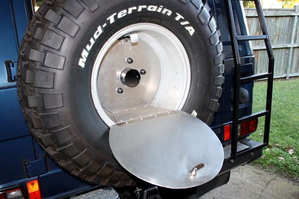 G55 Spare Tire Cover Expedition Portal Spare Tire Covers Tire Cover Expedition Vehicle