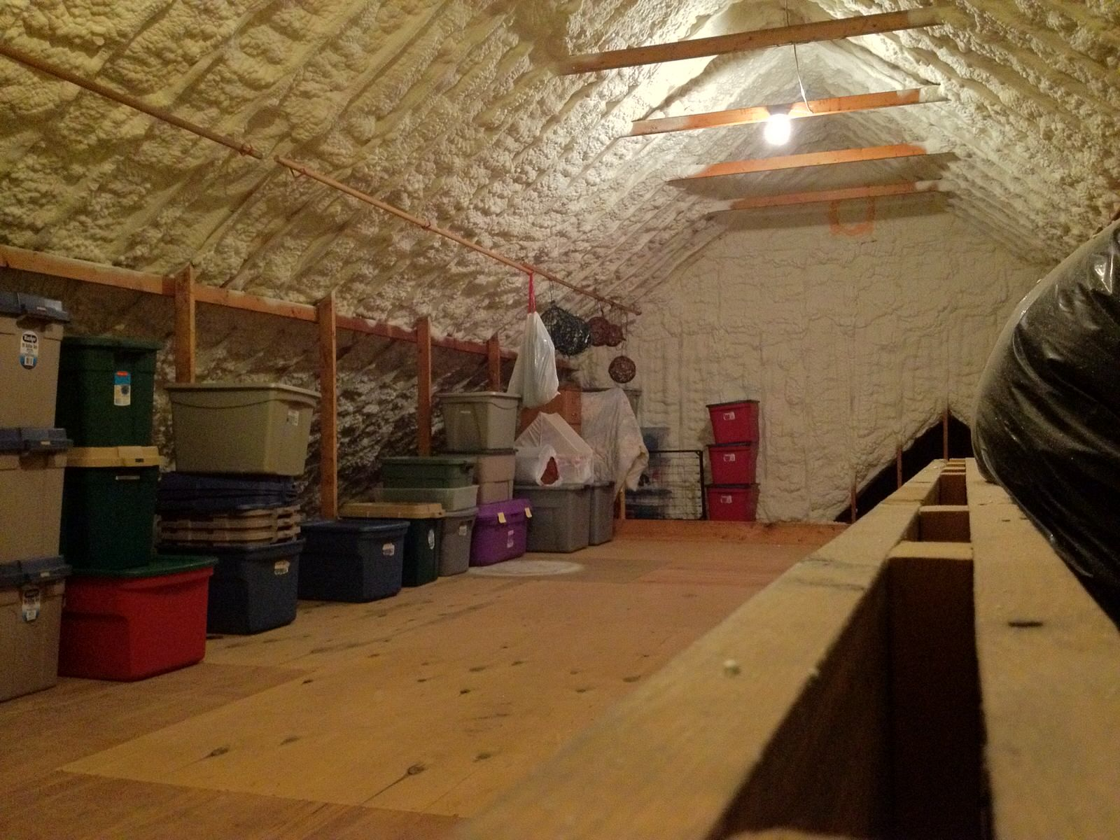 NC CLOSED CRAWLSPACE BUILDING CODE Stetten Home Services