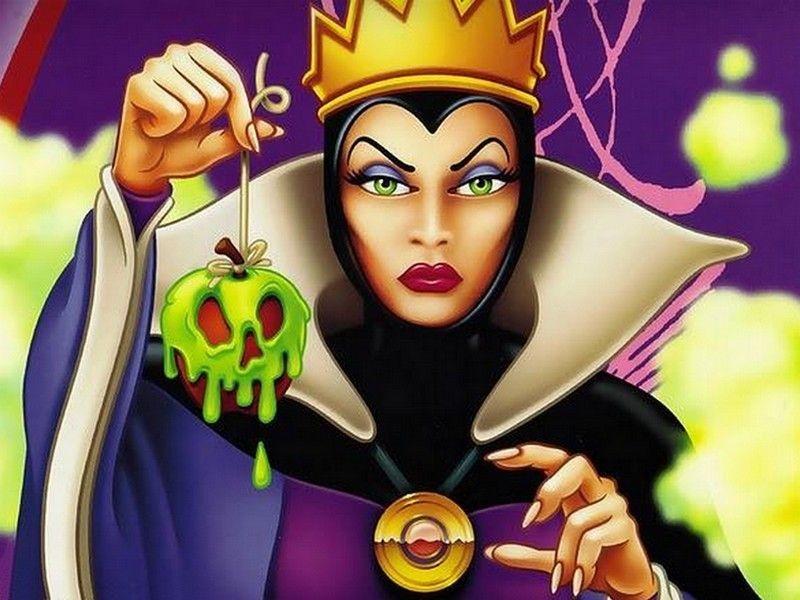 Evil queen disney snow white art pinterest disney - Mechante raiponce ...