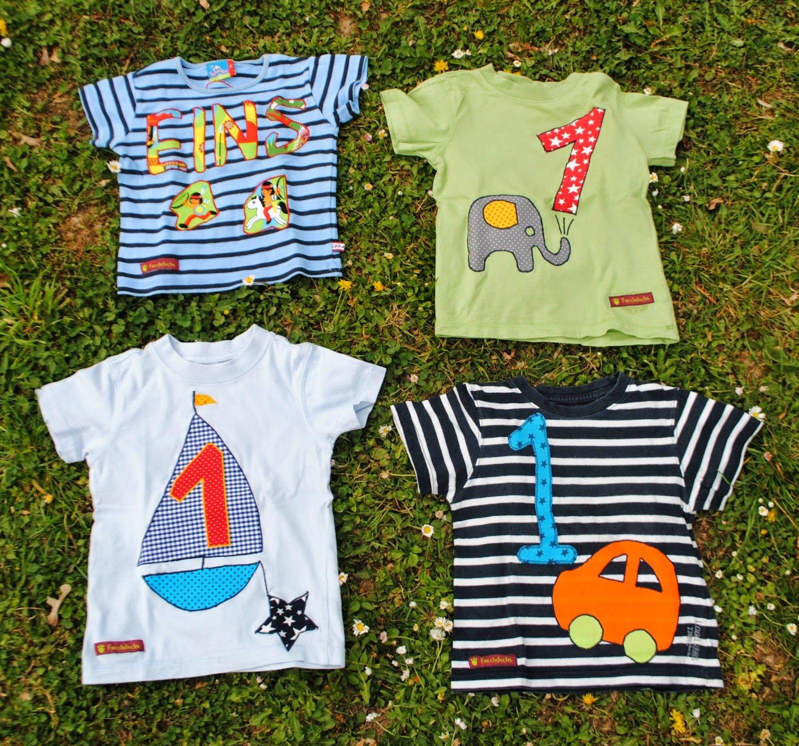 Freutag Gepimpte T Shirts Zum 1 Geburtstag Geburtstag T Shirt