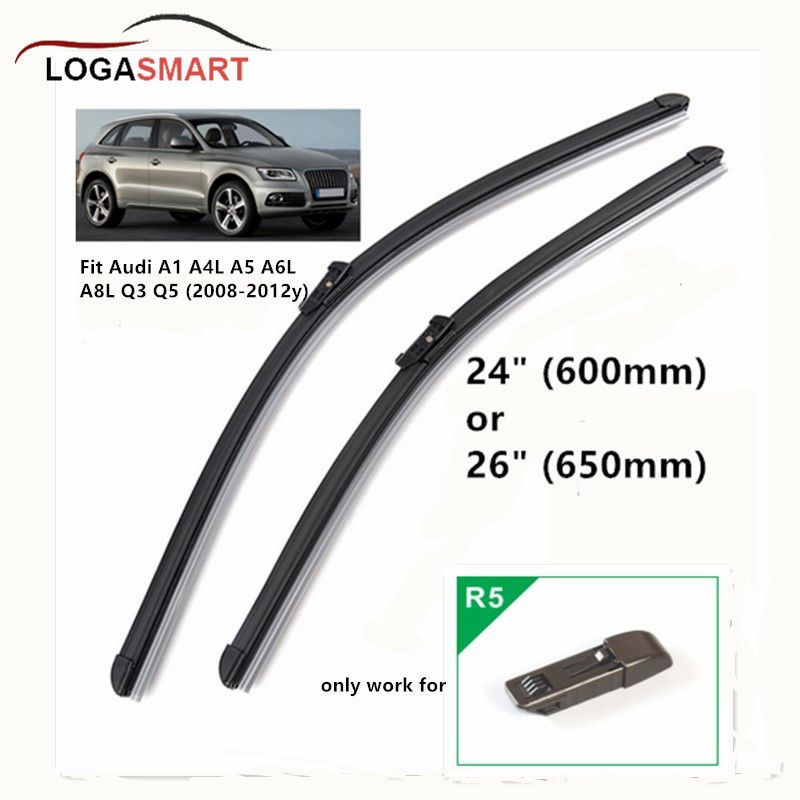 Find More Windscreen Wipers Information About Driver Size 1pc 24 26 Soft Frameless Rain Front Windshield Wip Windscreen Wipers Windshield Wipers Wiper Blades