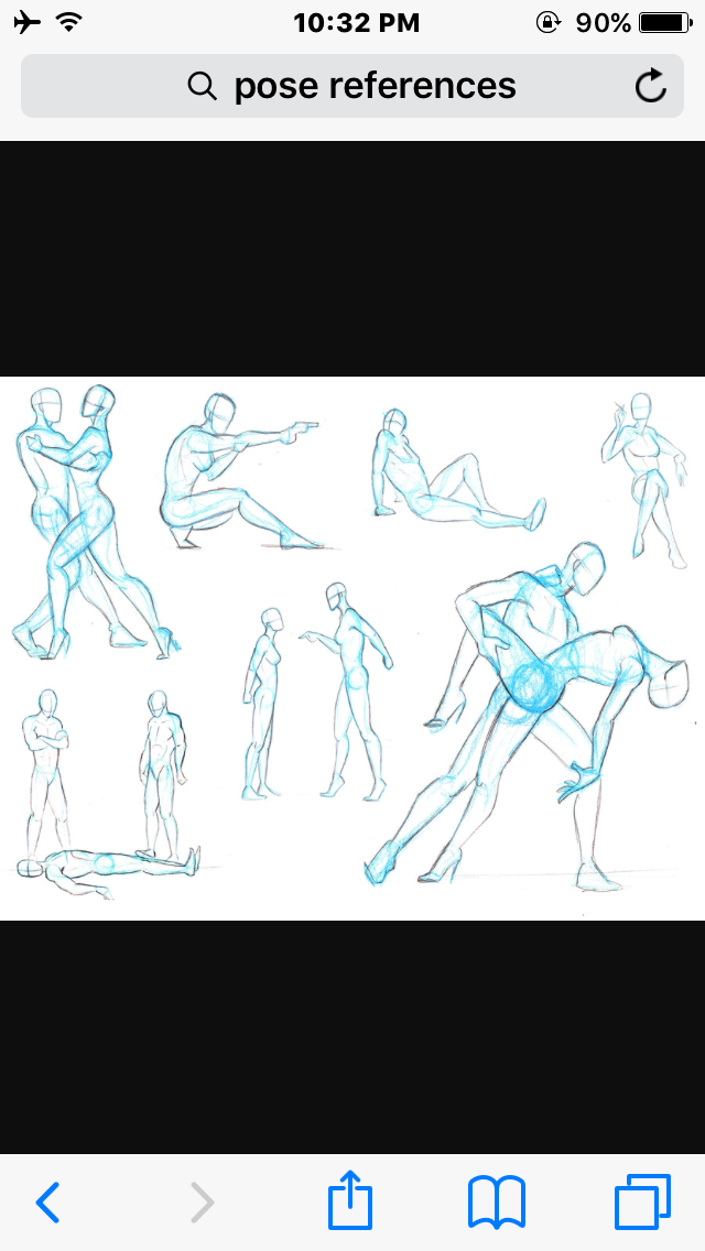Couple pose references