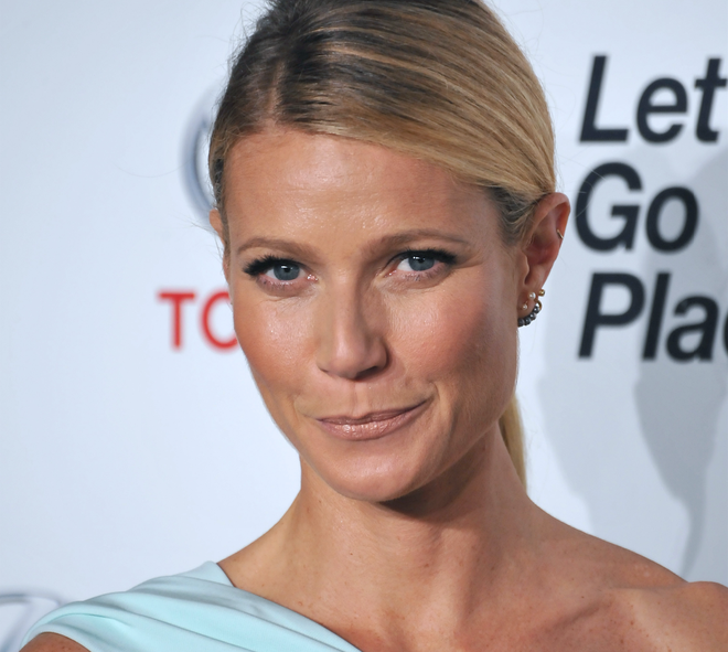 Gwyneth Paltrow's Best Advice For Women in Their 40s