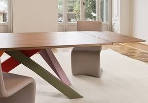 Big Table Extending from Bonaldo. | Dining Tables | Pinterest | Big ...