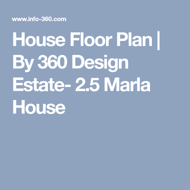 House Floor Plans, 360 Design, How To Plan