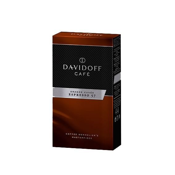 خرید اینترتی قهوه دیویدوف اسپرسو 57 Coffee Davidoff Espresso Coffee Davidoff Cafe