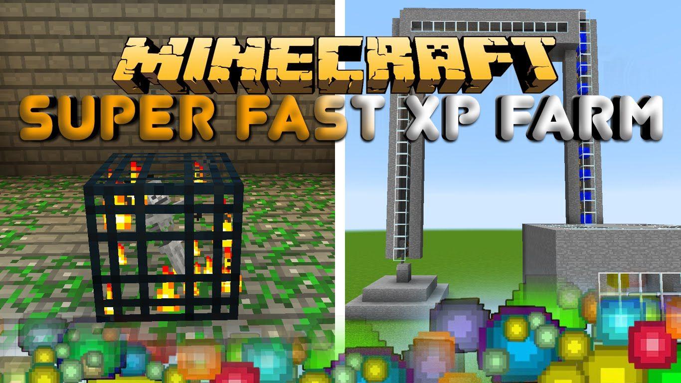Minecraft Super Fast XP FARM Mob Spawner  Minecraft, Minecraft