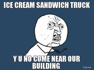 Ice Cream Sandwich Truck Buy Local Foodtruck Dessert