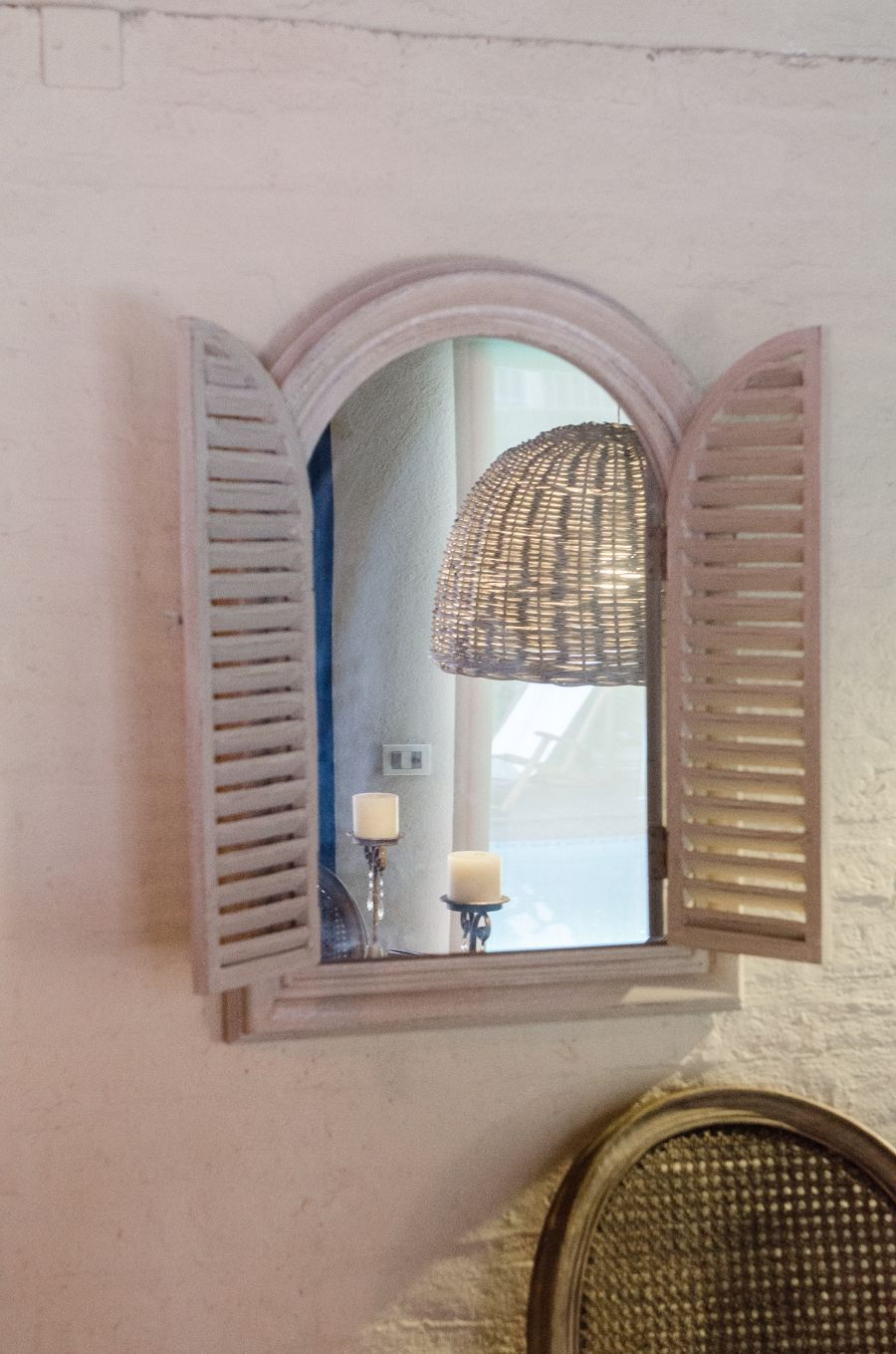 Espejo ventana cat logo pinterest mirror decor and for Bazar la iberica