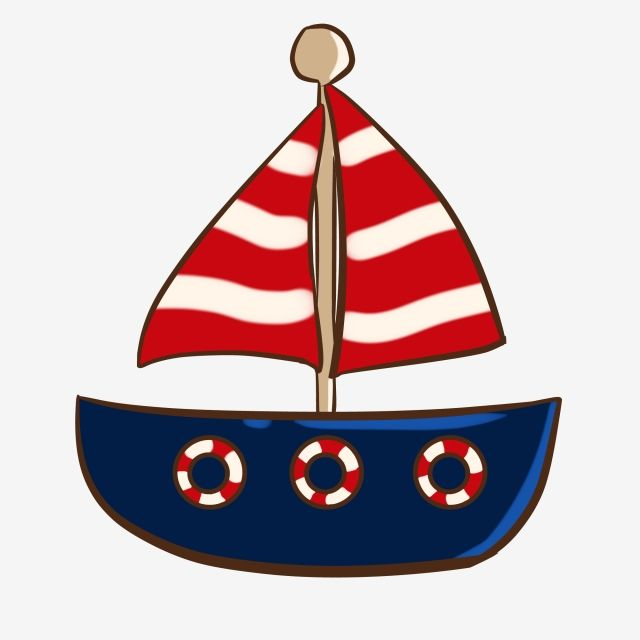 Cartoon Watercolor Pattern Childrens Sailing Pattern Boat Rudder Boat Cartoon Pirate Ship Sailboat Png Transparent Clipart Image And Psd File For Free Downlo Boat Cartoon Kids Art Prints Boat Illustration
