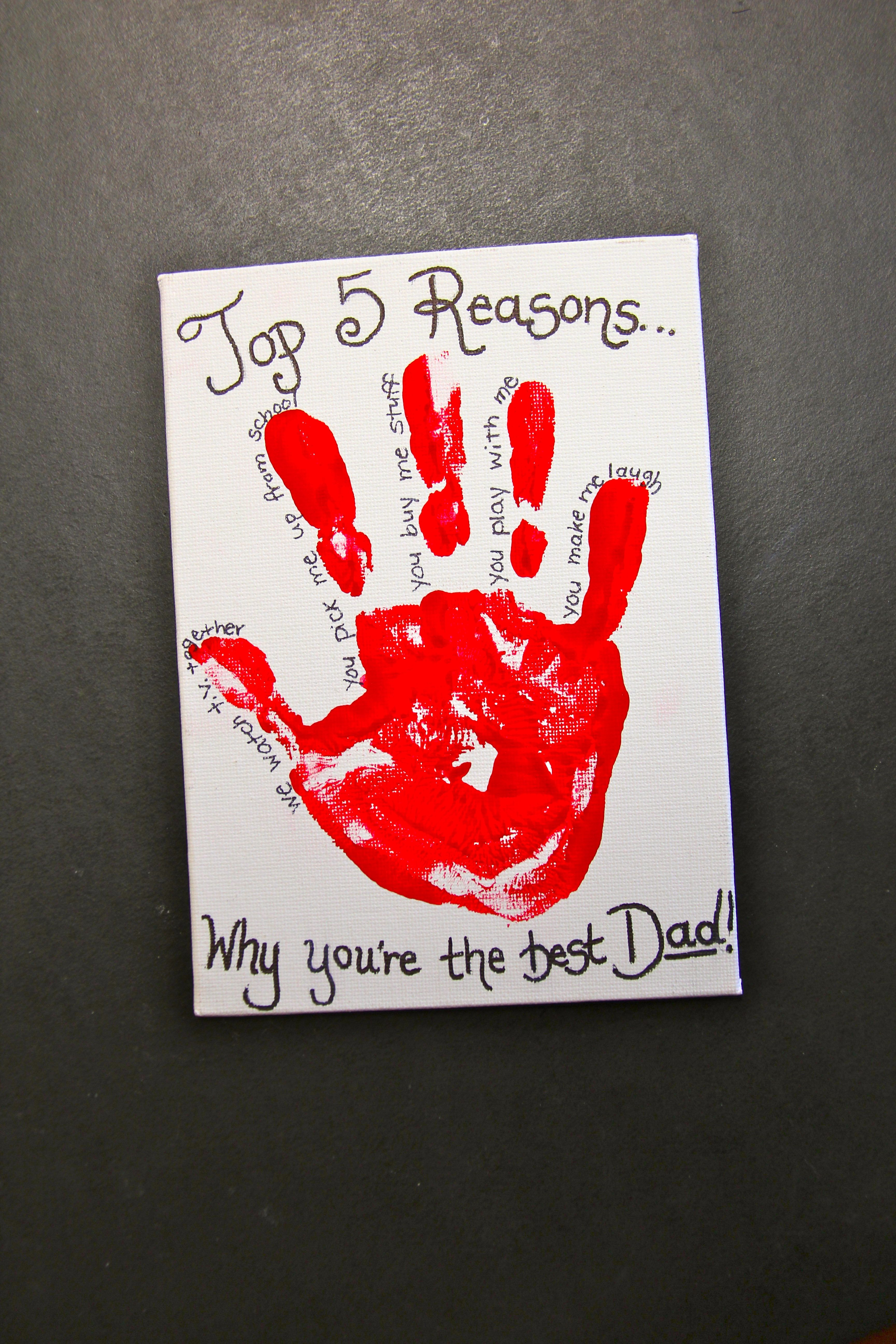 Top 5 Reasons Why Youre The Best Dad Happy Fathers