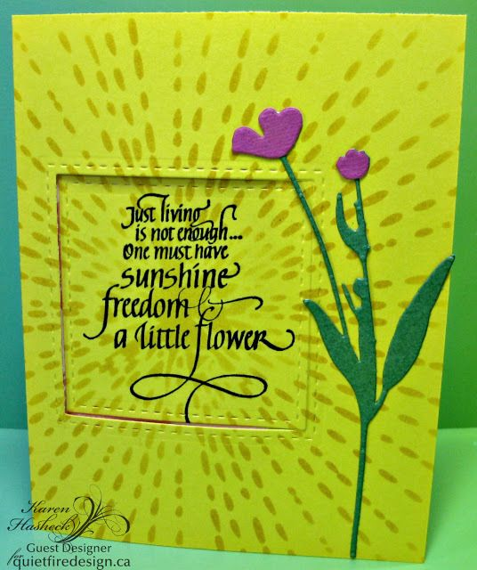 Sunshine And Freedom Diy Card Card Design Handmade Diy Cards Card Making Techniques