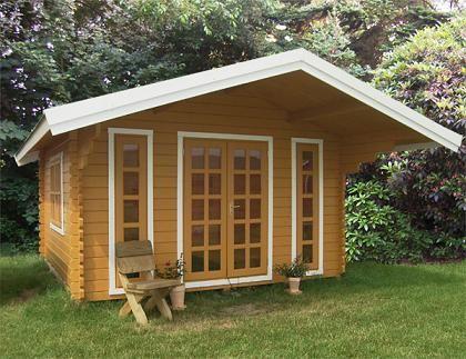 Abri jardin, chalet, bungalow, garages ossature en bois, cabane