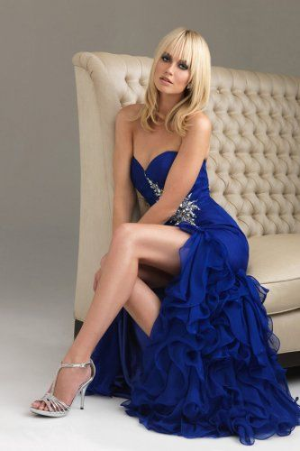 Charmante robe de bal Sirène col en cœur Longueur ras du sol en Mousseline