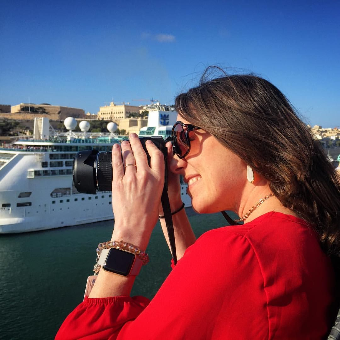 Contemplating The Next Cruise Destination Where To Go Here I Am Capturing The The Port Of Valletta Carnival Cruise Line Cruise Planning Norwegian Cruise