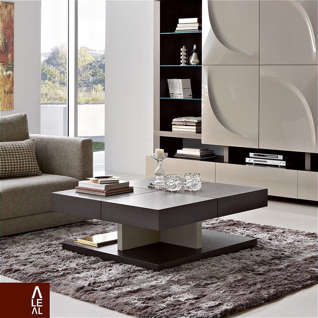 The Meridien Coffee Table From Aleal Is A Wonderful