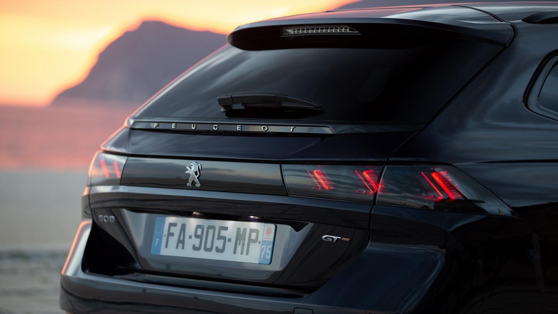 Prova Su Strada Nuova Peugeot 508 Sw La Prova Della Wagon Che